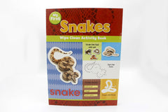 My First Snakes Wipe Clean Activity Book