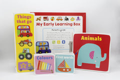 My Early Learning Box Pack of 4 Board Books