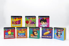 My Brainy Block Board Book Pack of 8