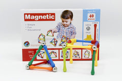 Magnetic Construction Toy (JH8943)