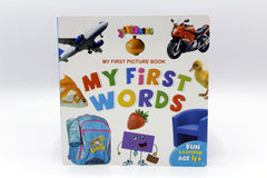 My First Picture Book My First Words