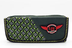 Green Pencil Pouch (7505)
