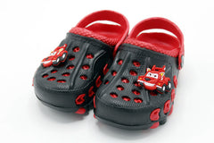 Crocs Clog Red & Black (19 to 30)
