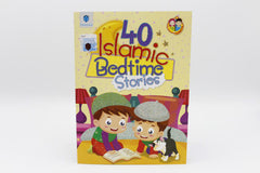 40 Islamic Bedtime Stories Book