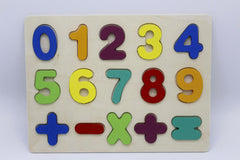Wooden Counting Board - Mathematics (KC3068)