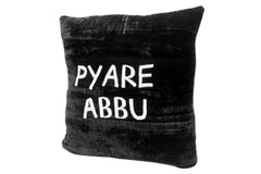 Embroidered Cushion Pyare Abbu