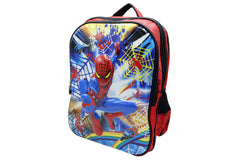 Spider Man School Bag For Grade-3 And Above (A3141C-18)