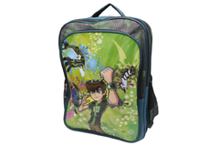 Ben 10 School Bag For Grade-3 And Above
