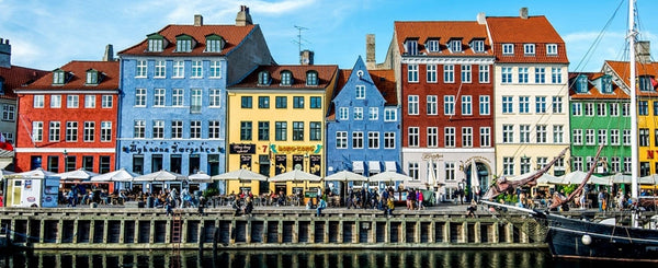 Denmark – Home of the magical fairy tales writer Hans Christian Andersen