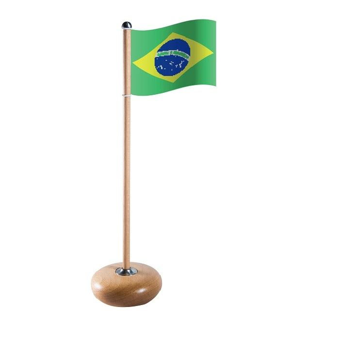 Table Flagpole