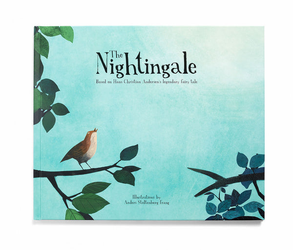 The Nightingale by Hans Christian Andersen - Aviendo Copenhagen