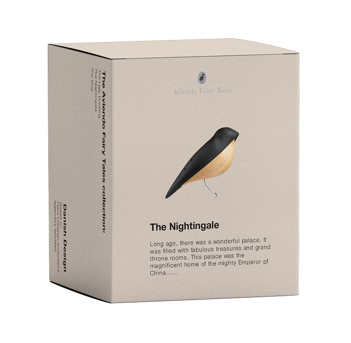 Design figure, The Nightingale