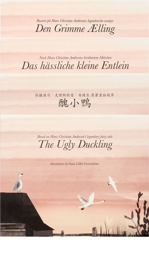 The Ugly Duckling by Hans Christian Andersen - Aviendo Copenhagen
