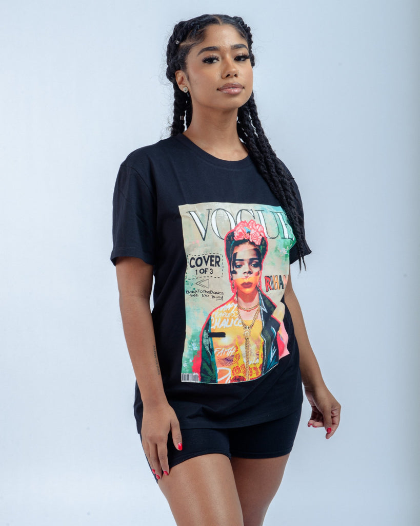 RIRI Cover Graphic Tee