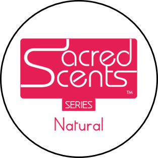 Sacred Scents Pure Sandal & Pure Rose  - Parimal - Eco friendly Organic Natural Handmade Home Fragrance & Wellness Product