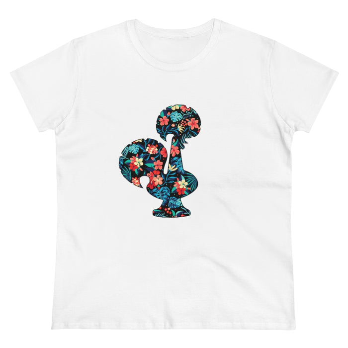 Tropical Rooster Women's T-Shirt