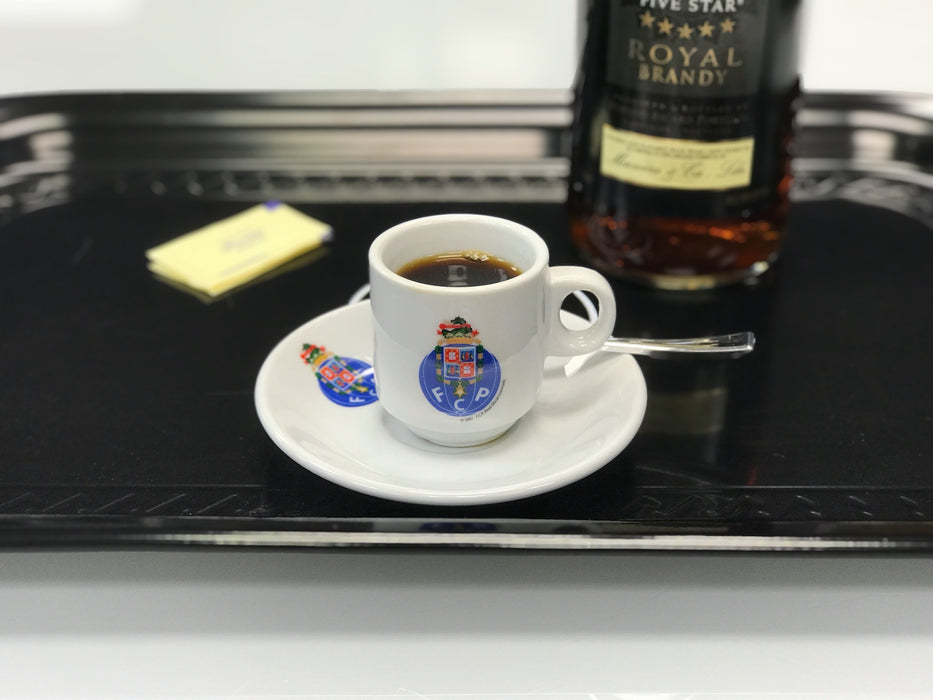 Benfica, Sporting or Porto  Espresso Set