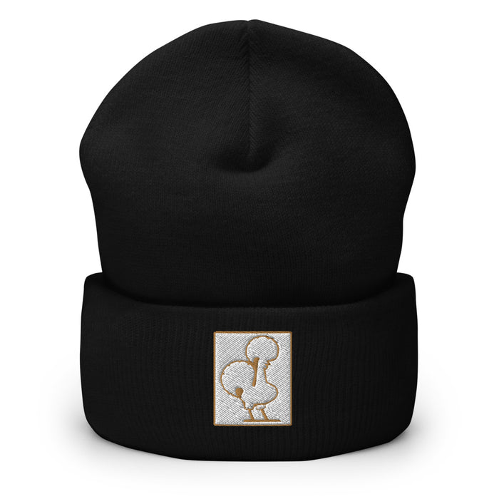 Gold Galo Tuque