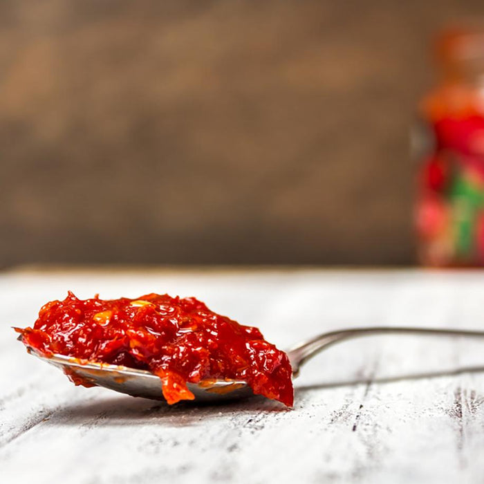 Corisca Brand Pimenta Moída (Crushed Red Pepper Sauce)
