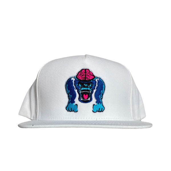 "Classic ""Seymour Genius"" Adjustable Snapback"