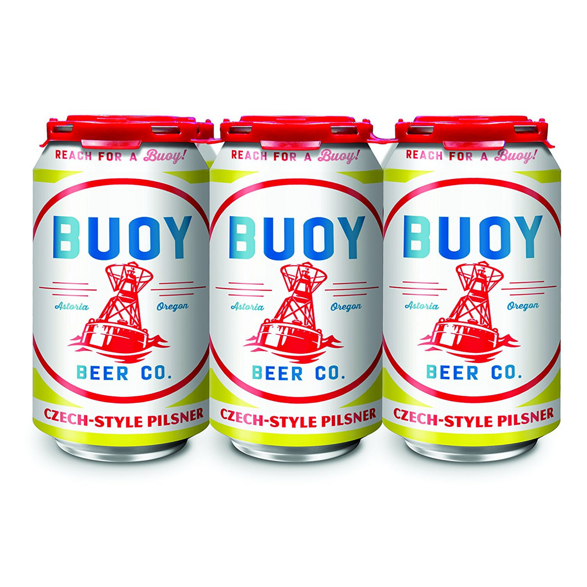 Buoy Czech Pilsner (6 Pack)