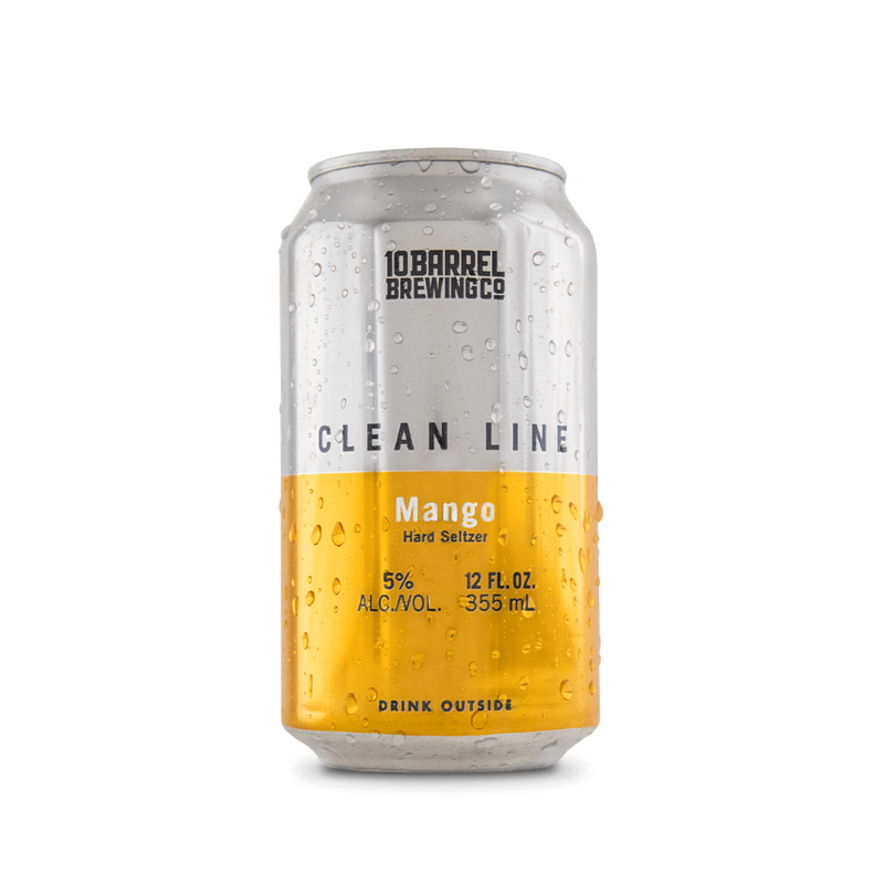 10 Barrel Clean Line Hard Seltzer (6 Pack)