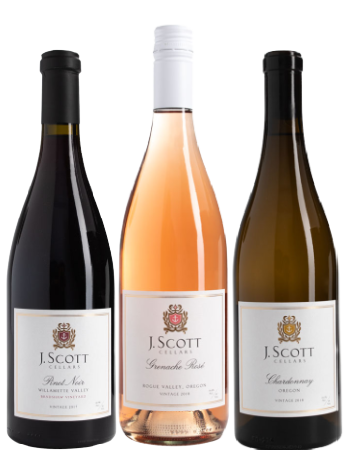 J. Scott Cellars Tasting Pack