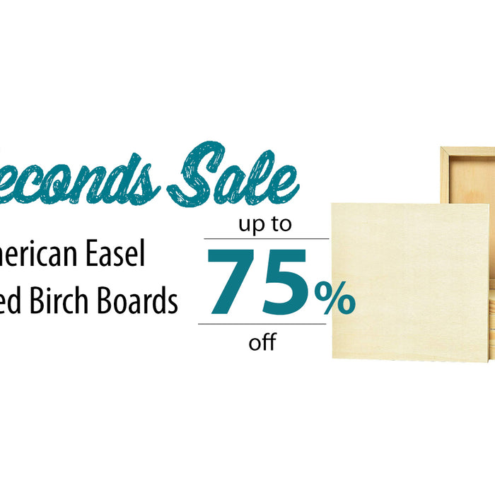 Cradled Birch Seconds Sale