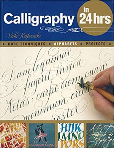 Barron's Calligraphy In 24 Hours
