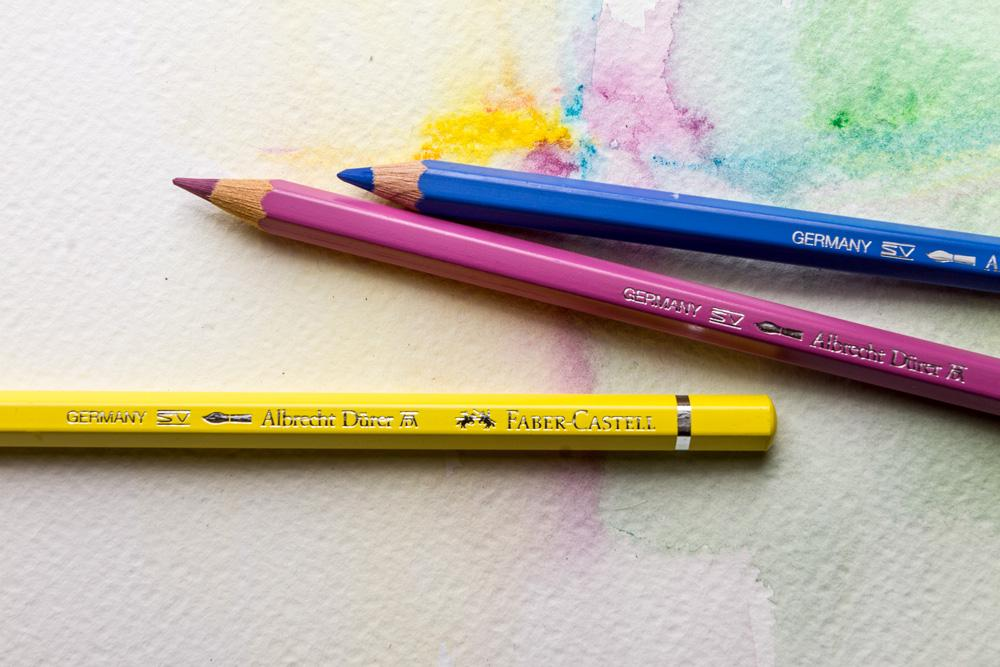 Faber-Castell Albrecht Dürer Watercolor Pencils, Multiple Colors