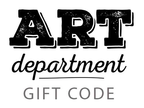 Art Department Gift Code Email