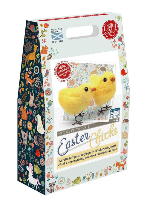 Chripy Chicks Needle Felting Kit