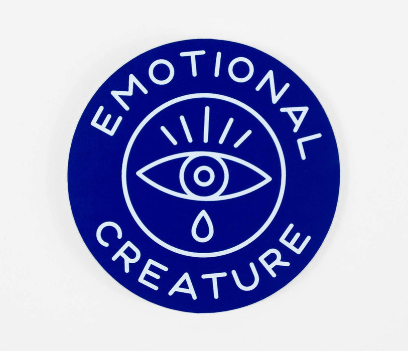 Notes To Self - Emotional Creature, Sticker