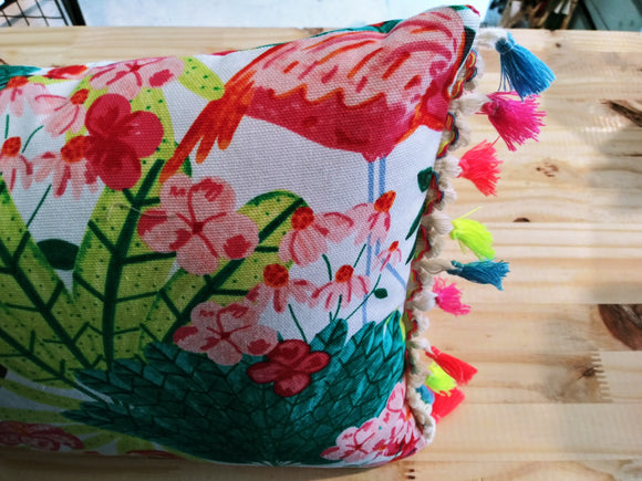 Flamingo Rectangle Pillow
