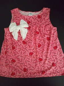 Hearts Dress Size 6