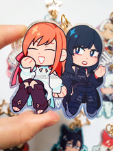 Load image into Gallery viewer, [FFXIV] Gradient Background Acrylic Charms