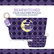 Load image into Gallery viewer, [URSANOVA] Bearwitched & Radical Nights Pouches