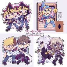 Load image into Gallery viewer, [Yugioh] Clear Charms