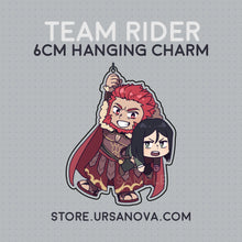 Load image into Gallery viewer, [FATE] Team Rider Hanging Charm