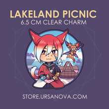 Load image into Gallery viewer, [FFXIV] Lakeland Picnic Charm