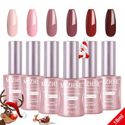 Pink Series Gel Nail Polish Set
