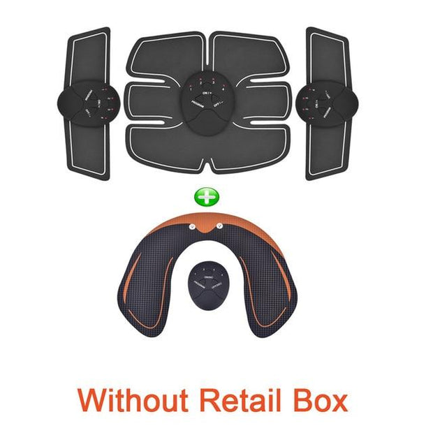 Body Slimming Massager Muscle Training - Fedepot