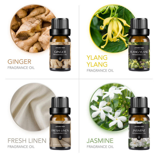 Lagunamoon Top 16 Premium Grade Fragrance Oils