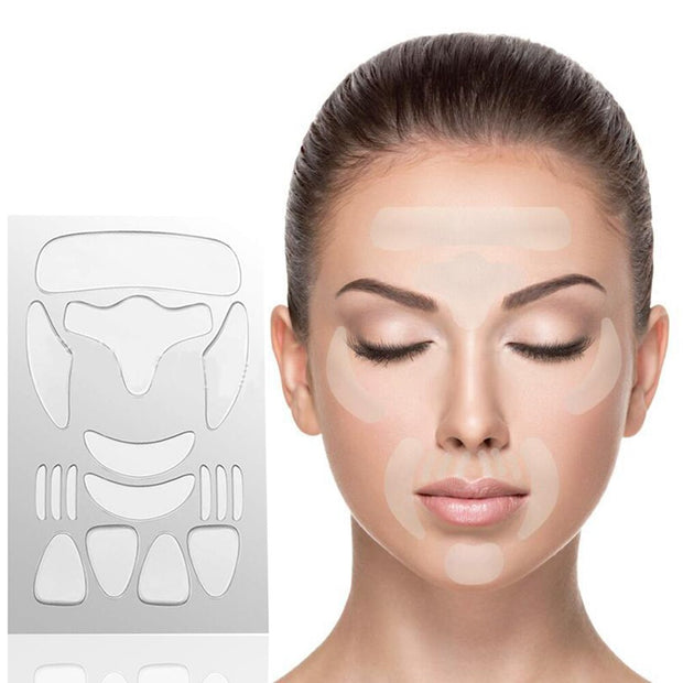 Forehead Anti-Wrinkle Patch Face Care 16pcs