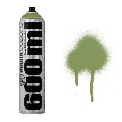 600ml Spray Paint