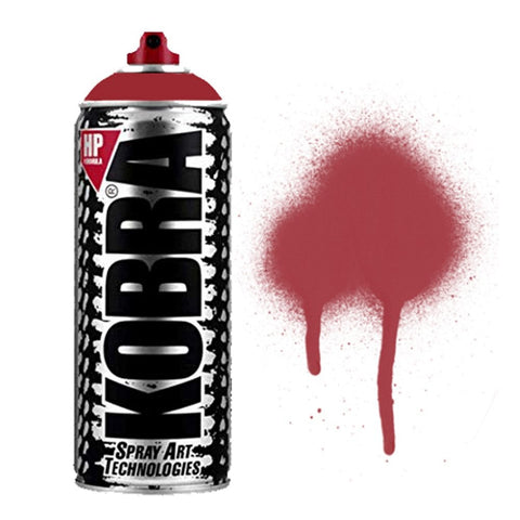 HP Spray Paint - HP350 Red Hot
