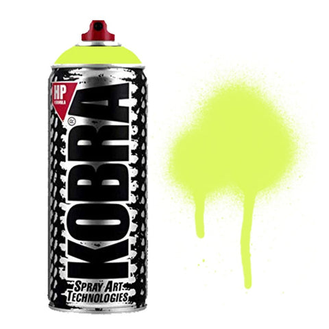 HP Spray Paint - HP048 Fluo Yellow