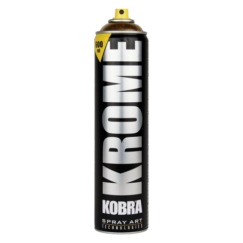 Krome Spray Paint - 600ml