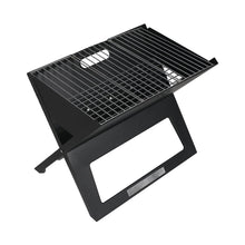 Load image into Gallery viewer, Bostin Life Portable Bbq Charcoal Grill Outdoor Camping Barbecue Picnic Foldable Steel Stove