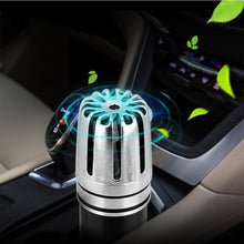 Load image into Gallery viewer, 12V Plug-in Mini Car Air Purifier Ionizer Air Freshener Odor Eliminator_1